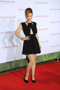 Rachel McAdams at About Time premiere in Munich, August 2013.
