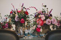 Modern Watercolor Wedding Inspiration | Green Wedding Shoes Wedding Blog | Wedding Trends for Stylish + Creative Brides