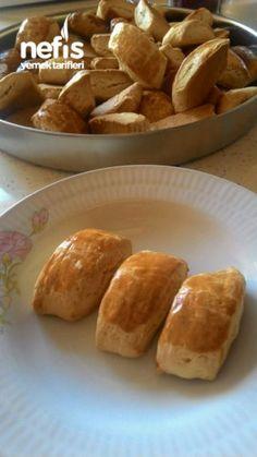 Ünye Pastası ( Nefis Kurabiye ) Yummy Recipes, Cookie Recipes, Dessert Recipes, Yummy Food, Desserts, Turkish Kitchen, Breakfast Tea, Turkish Recipes, Cute Cakes