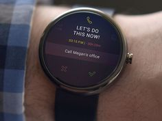 Android Wear – Planner