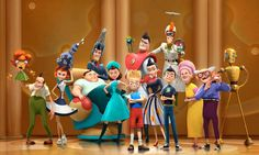 Meet the Robinsons Netflix Release Date - Looking for something kid-friendly to watch on Netflix this month? Look no further than Meet the Robinsons! Disney Pixar, Walt Disney, Disney E Dreamworks, Disney Family, Disney Films, Disney Animation, Disney Magic, Disney Crossovers, Disney Ideas