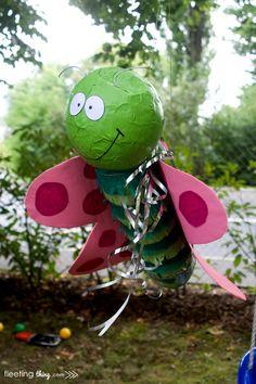 fleetingthing » How to make a piñata (tutorial)