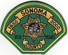 Sonoma county Sheriff Calif new
