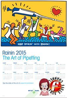 Free Rainin 2015 Pipette Calendar http://freestuffchannel.com/?p=1004