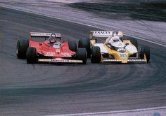 René Arnoux, dai duelli con Villeneuve alla Ferrari - Formula 1 - Automoto.it
