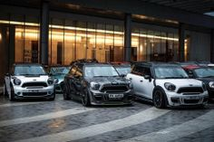 Mob of Mini Countryman Duell Ag