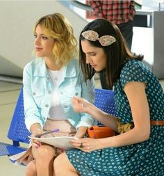 Image about martina stoessel in Violetta ❤💘 by Marzenie Backstage, New Girl, Southern Prep, Prepping, It Cast, Image, Pll, Lovers, Friends