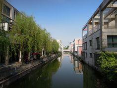 Italian style town in Shanghai