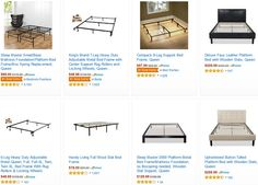 Bed Frames are CHEAP... if your bed frame won't stop squeaking, buy a new one.
