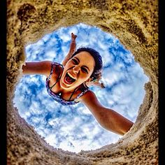 64 Super Ideas For Photography Beach Girl Gopro