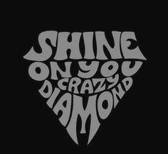 Pink Floyd lyrics - crazy diamond
