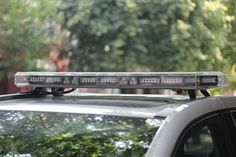 The Whacker Challenger LED Full Size Light Bar is designed for a wide range of vehicle including police cars, ambulances, construction vehicles, public works, private security and more. Police Light Bars, Led Light Bars, Radios, Police Lights, 1st Responders, Whistles, Police Cars, Bar Lighting, Sirens