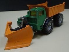 Siku - Schneeräumfahrzeug - V 337 - aus den 70ern