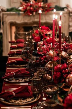 christmas wedding velvet red tablecloth balls centerpieces and candles samuellippkestudios Christmas decorations can be used anywhere from wedding treats to unforgettable ceremonies. Look through our christmas wedding gallery. Christmas Wedding Centerpieces, Christmas Wedding Decorations, Christmas Table Settings, Christmas Tablescapes, Holiday Decor, Red Table Decorations, Christmas Candle, Christmas Christmas, Expensive Candles