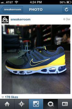 brand new 2c133 68f23 2010 Nike Tailwind Lehman color way