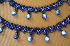 Best Seed Bead Jewelry 2017 Seed Bead Tutorials Master Class video netted necklace with drops Bead Jewellery, Seed Bead Jewelry, Beaded Jewelry, Beaded Necklaces, Seed Bead Tutorials, Beading Tutorials, Beaded Necklace Patterns, Jewelry Patterns, Bead Loom Bracelets