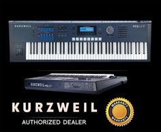 Kurzweil PC3 LE7 PC3LE7 76 Key Note Performance Controller Workstation Keyboard - Factory Repack - Full Manufacturer Warranty Included!   Pre-OwnedPlease Note: This is a repack item from Kurzweil. It includes original packaging, accessories and full factory warranty!Under the hood, the PC3LE7 fea...