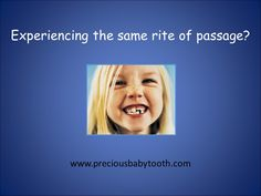 Experiencing the same rite of passage? BAMBINO - The Magical Baby Tooth #Bambino #Magical #BabyTooth #Jewelry #Pendant