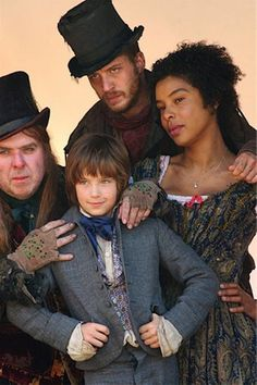 BILL SYKES - Oliver Twist - 2007
