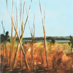 OREXART - Artists Making Space, Grisaille, Community Art, Art School, 21st Century, Landscape Paintings, Printmaking, Oil On Canvas, Earth