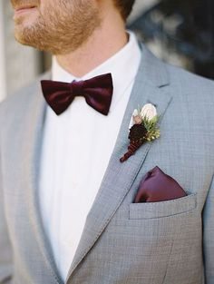 Groom Style Details | Brides.com