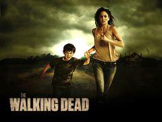 "Image detail for -Fondo HD The Walking Dead ""Lori y Carl"""