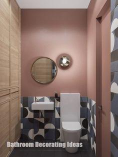 Indian Home Decor .Indian Home Decor Interior House Colors, Bathroom Interior Design, Home Interior, Bad Inspiration, Bathroom Inspiration, Interior Inspiration, Ideas Baños, Powder Room Design, Simple Bathroom