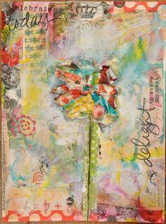 Mel's Art Journal | My art journaling journey Www.melsartjournala.wordpress.com