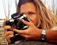 9. Jeff Bridges    Truly inspiring, this guy. He takes photos of film sets, making you feel much closer to the magic of film-making.I am sure there are many …