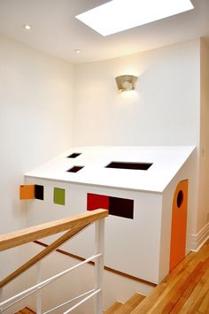 A Top-of-the-Stairs Kid Hideaway - Apartment Therapy Main