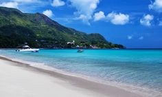 Seychelles Islands, Beau vallon #beach #seychelles