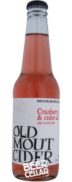 Buy Old Mout Cranberry and Cider (330ml Bottle) Beer online in Australia - http://www.kangadrinks.com/buy-old-mout-cranberry-and-cider-330ml-bottle-beer-online-in-australia/ #Australia #beer #wine #foster