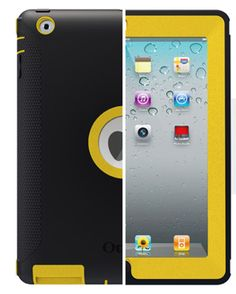 Otterbox Case -- Keep that iPad super safe from the elements! (like, uh, kids)