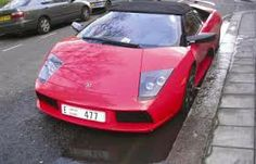 red car.. like it much!