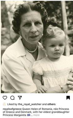 Romanian Royal Family, Greek Royal Family, Michael I Of Romania, King George I, Greek Royalty, Queen Victoria Family, Christian Ix, Ernesto Che, Grand Duchess Olga