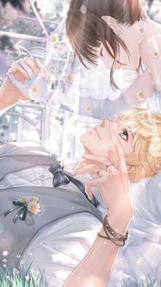 Ideas for funny couple illustration anime characters Cool Anime Guys, Handsome Anime Guys, Anime Boys, Anime Cupples, Chica Anime Manga, Romantic Anime Couples, Cute Anime Couples, Anime Couples Drawings, Anime Couples Manga