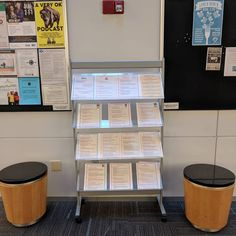 Need resources? I've created a series of resource sheets to make services more accessible to people in Oklahoma City. These are primarily focused on transient and low-income individuals but anyone who needs help can stop by our Downtown Library take a look and ask for other resources if needed. . . . #resources #reachout #downtownokc #metrolibrary #librarian