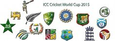Cricket World Cup (CWC) 2015 All Teams 15 Squads List
