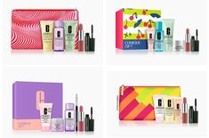 Pick your free 6-piece Clinique kit with any $40 purchase direct from Clinique. Plus, get up to 6 free samples – choose one at checkout with every $15 you spend. Clinique Gift, Dillards, Free Gifts, Kit, Free Samples, Promotional Giveaways