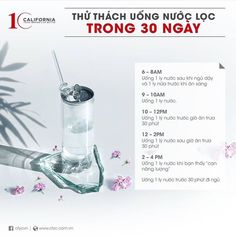 Water - Phương Phương - #Phương #water Healthy Beauty, Health And Beauty, Life Skills, Life Lessons, How To Stay Healthy, Healthy Life, Yoga Fitness, Health Fitness, Cool Slogans