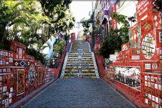 Street Art in Rio de Janeiro, Brazil