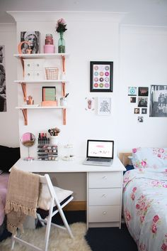 Office Makeover | DIY | Gemma Louise // Beauty & Lifestyle Blog