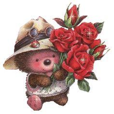 gifs amour saint valentin - Page 26 Gifs, Gif Animé, Animated Gif, Hedgehog Illustration, Star Wars Prints, Cute Hedgehog, Animation, I Wallpaper, Beautiful Day
