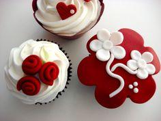 @Kathleen DeCosmo ♡❤ #Cupcakes ❤♡ ♥ ❥ Valentines day