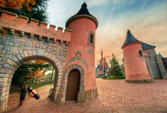 Disney HDR Photography - Disney Tourist Blog