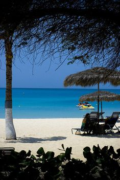 Eagle Beach, Aruba..