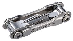 Birzman Stainless Steel Multi Tool 4 Functions Bike Tools, Stainless Steel