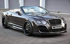 Bentley Continental GTC...now that's what I'm talk'in about!!