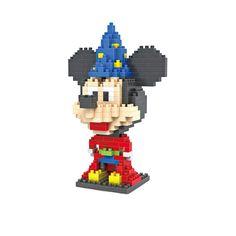 LOZ Magician Mickey Building Blocks //Price: $5.95 & FREE Shipping // #loz #lozblocks #toys #kids #building #blocks #lego