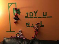 Elf Games, Awesome Elf On The Shelf Ideas, Elf Magic, Elf On The Self, Naughty Elf, Buddy The Elf, Christmas Elf, Christmas Stuff, Holiday Fun